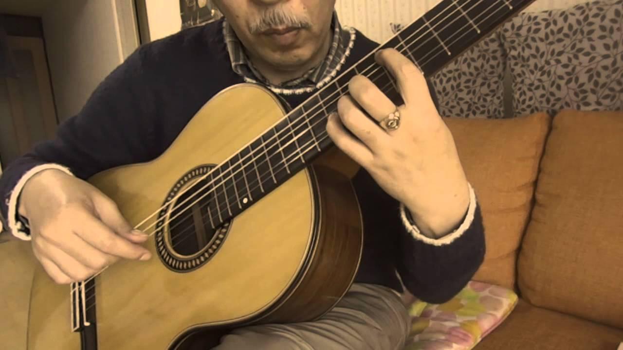 Capricho Arabe by F. Tarrega Classical guitar クラシックギター ...