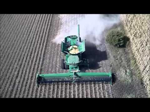 Becker Farms Harvest 2015