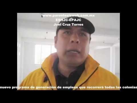 Movidig inicia programa de generación de empleos: Fredy Juárez