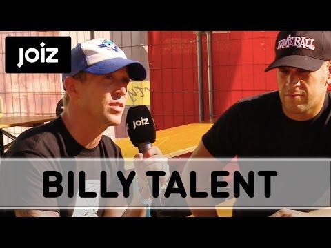 Billy Talent talking about true love (2/3)