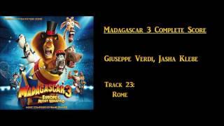 MAD3 Complete Score Track 23 - Rome