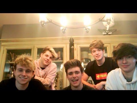 Over Atlantic Interview - UK Tour, Music Video, Twitter Q&A!