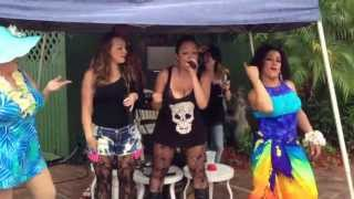 lindsey leigh heather b sing i love it be my lover at parliament house orlando in the rain