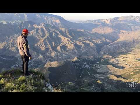 Село Кахабросо -  до неба достать рукой!   туризм в Дагестане