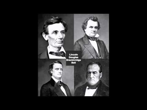 John C. Breckinridge Presidential Ad