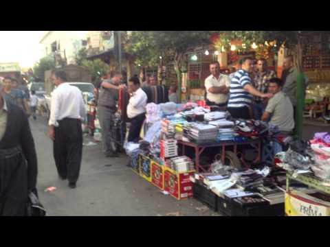 Sulaymaniyah Bazaar Market in Iraq 7