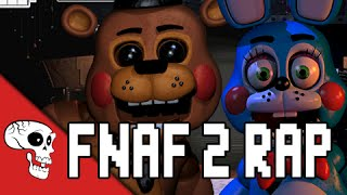 Five Nights At Freddy's 2 Rap by JT Music 'Five More Nights'