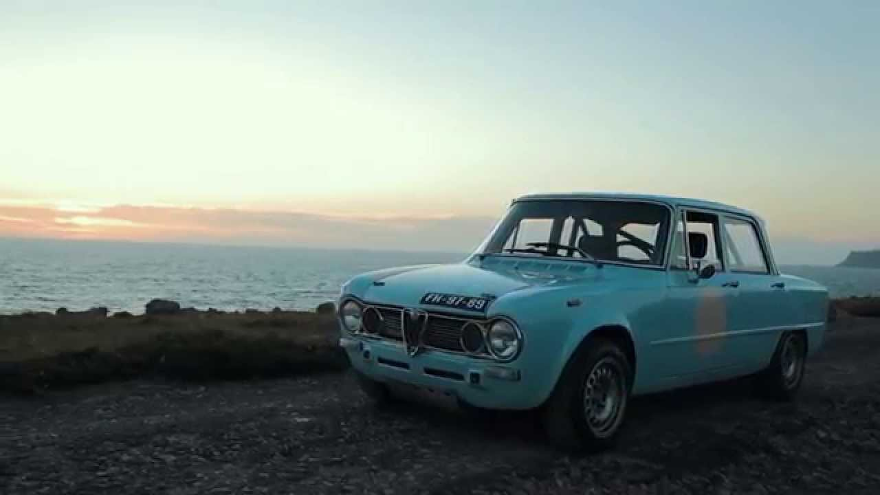 Vintage Alfa Romeo >> Alfa Romeo Giulia Super 1973