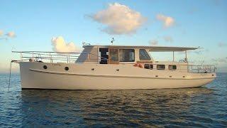 1947 Charles Crowley 48 Classic Moreton Bay Cruiser