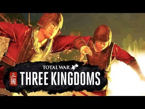 Total War: Three Kingdoms - Battle Animations Gameplay [EXTREME SIZE, ULTRA GRAPHICS & BENCHMARK] |