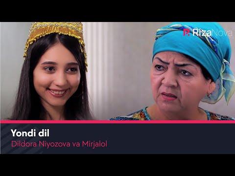 Dildora Niyozova ft Mirjalol - Yondi dil (Egoist soudtrack)