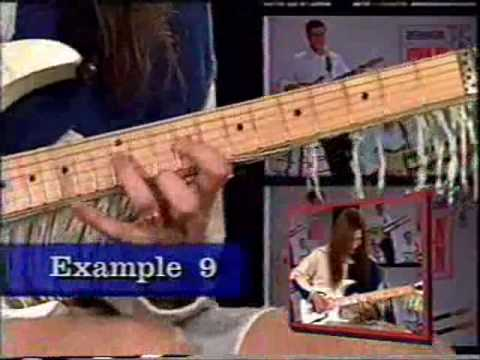 paul gilbert colorado bulldog guitar lesson