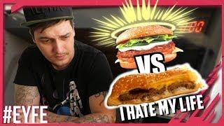 Der Burger-Vergleich aus der Hölle... 🍔🆚🍔 Copy&Taste #0 - Teaser / Erklärung