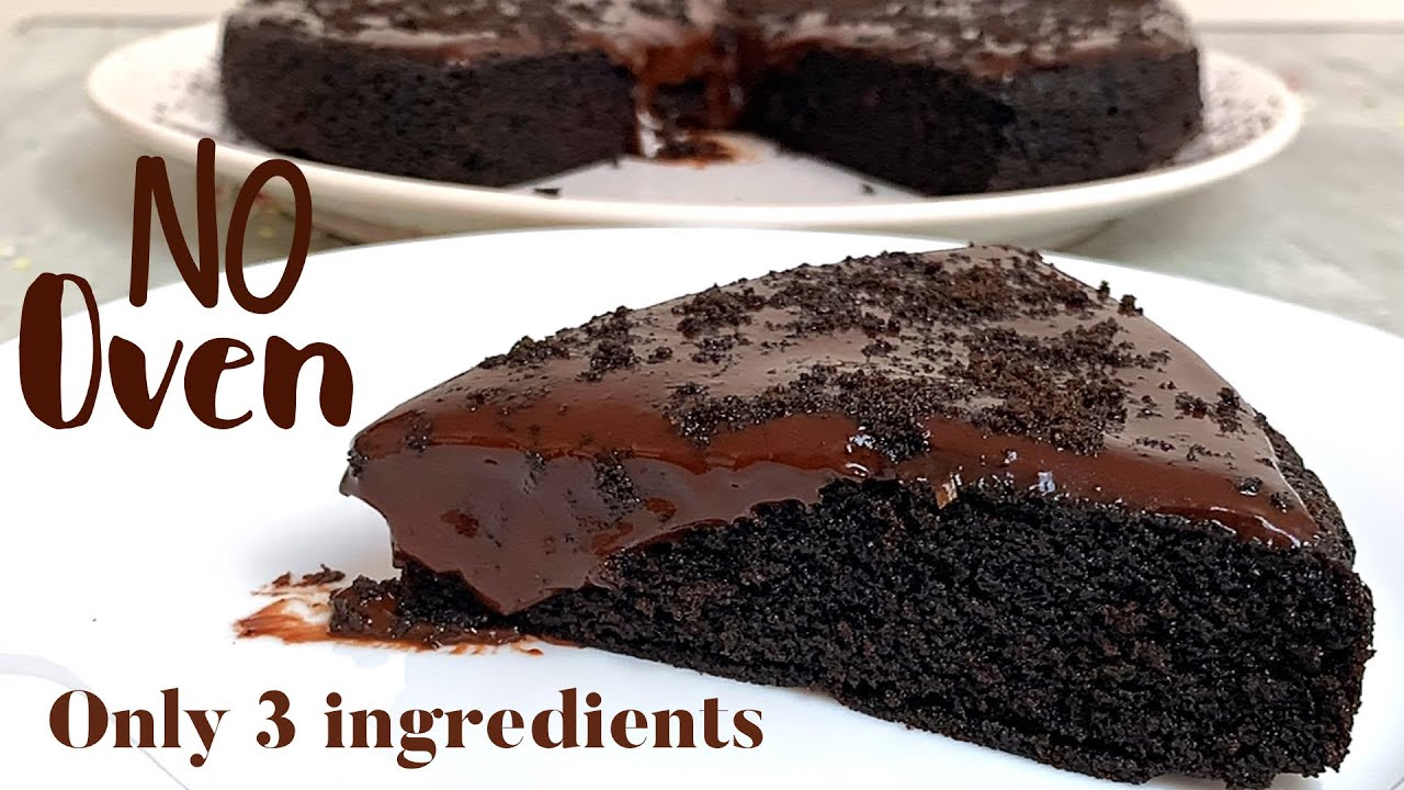 Oreo Biscuit Cake Only 3 Ingredients In Lock down