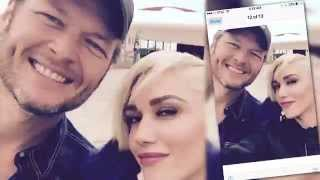 Blake Shelton and Gwen Stefani Have Already Written a Song Together