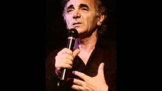 Charles Aznavour - Comme Une Maladie