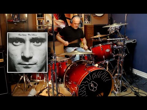 In The Air Tonight - Phil Collins - Drum Cover by Domenic Nardone
