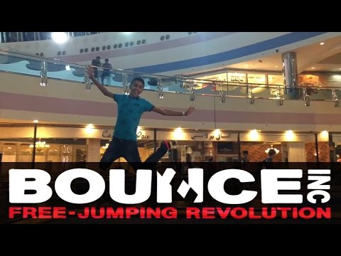Bounce AbuDhabi  #Weekend with Friends