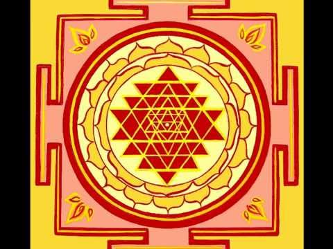 Sri Yantra - Chant 108 times for better Health, Wealth and Wisdom