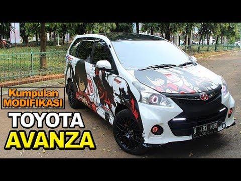 30 Modifikasi Toyota Avanza Paling Keren