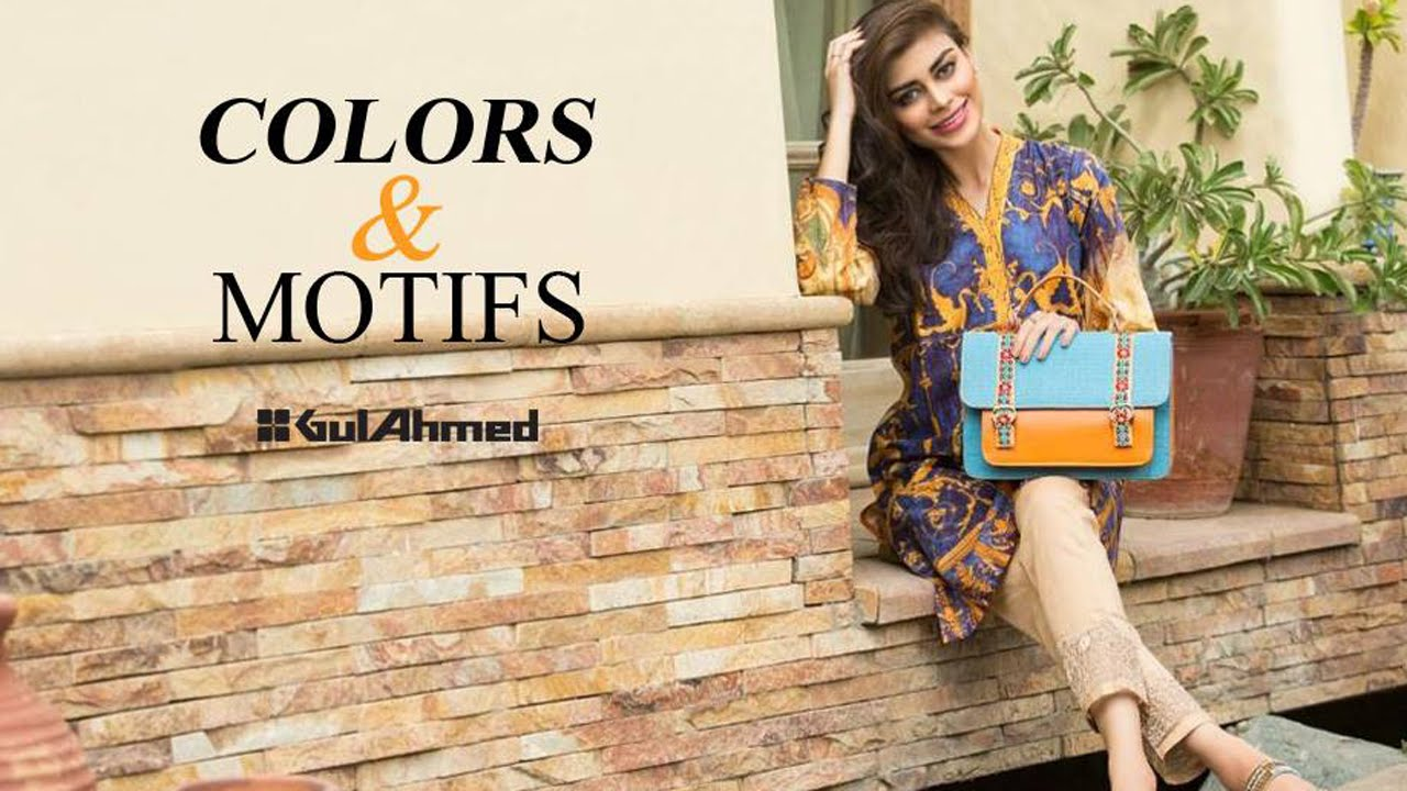 37234c4441db Gul Ahmed Designer Shoes   Bags 2016 Amazing Collection - YouTube