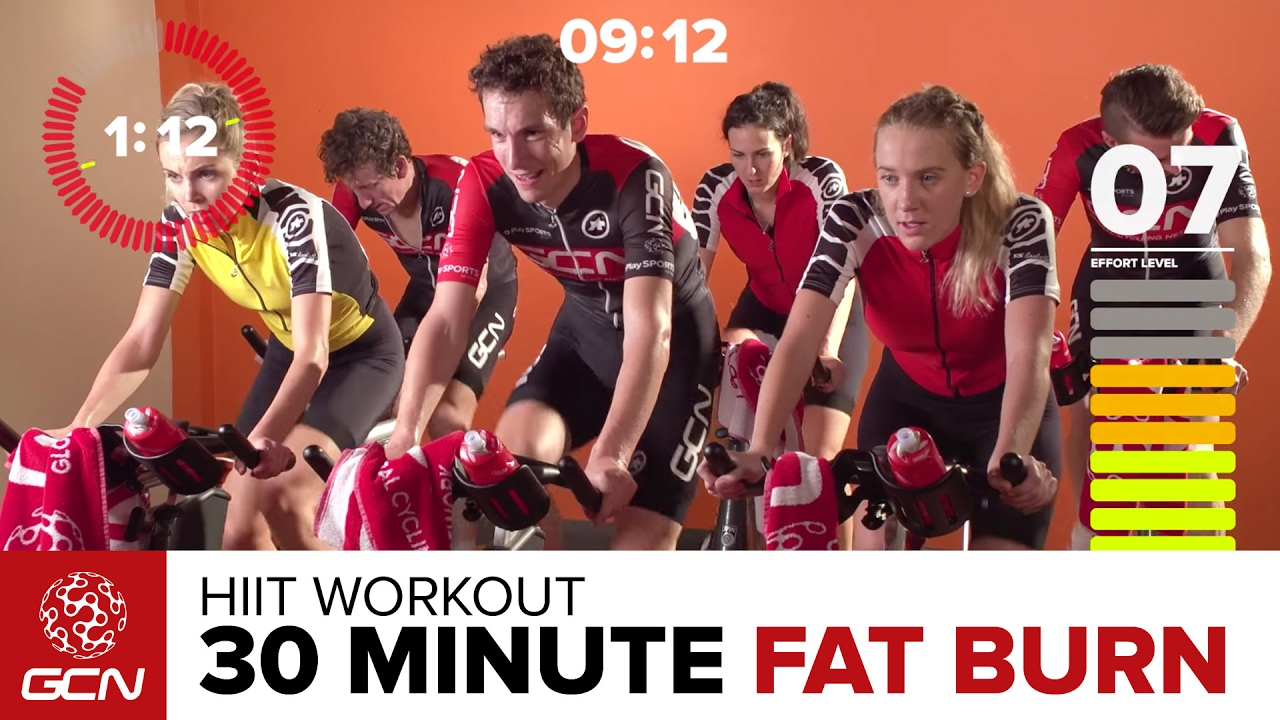 <div>Lose Fat Fast! – Get Fit With GCN's 30 Minute High Intensity Hill Climb Training</div>