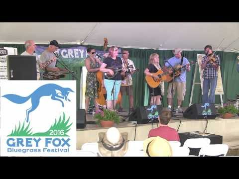 Kitsy Kuykendall's Bluegrass Karaoke Part 1 - Grey Fox 2016