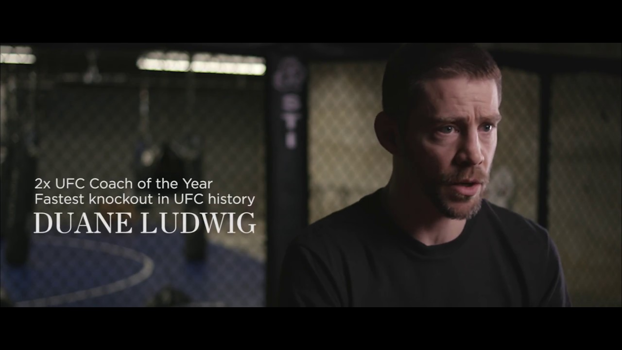 Duane Ludwig - 2x UFC Coach of the Year - Stem Cell Patient