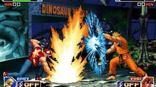 [TAS] Terry VS Ryo (KoF '99)