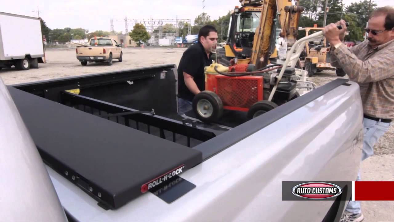 Roll N Lock Retractable Tonneau Covers Review
