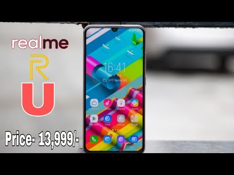 Realme real U - Another Budget Killer? 25MP Selfie Camera, price, features, release date India??