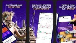 Cara Daftar Trading Di HSB Investasi Modal $200 Bonus $200 | HSB Investasi Penipuan? | Trading Forex screenshot 3