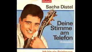 Sacha Distel - Sans toi