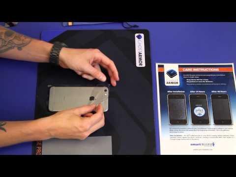 Ghost Armor | How To Install Screen Protectors Scratchproof