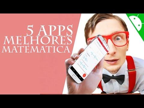 5 Melhores apps para ajudar no exercícios de Matemática