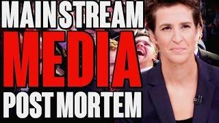 Mainstream media post mortem   The Millennial Revolt