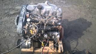 Запуск двигателя D4BA(Автобус/Легковой/Грузовик/ Hyundai: Grace - D4BF D4BA D4BX.С электронным ТНВД, с механическим ТНВД. Starex - D4BH D4BB D4BF D4CD 145..., 2016-03-17T01:06:48.000Z)