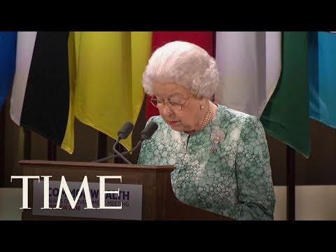 Queen Elizabeth Publicly Supports Prince Charles To Succeed Her As Leader Of The Commonwealth   TIME