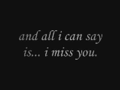 Songtext von Nomy - I Miss You Lyrics