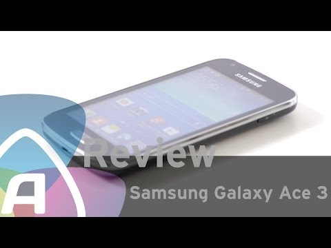 Samsung Galaxy Ace 3 review (Dutch)