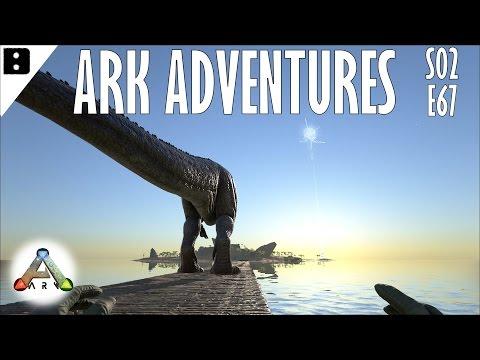 ARK Adventures S02E67 - A Bridge to the Northern Island (Carno Island)