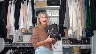 Designer for less! Designer Handbag Collection 2019 Vintage, Chanel, Dior, Fendi & more   Cass