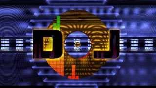 DJ Party VJ LOOP Animation Volume Meter Free Footage AA VFX