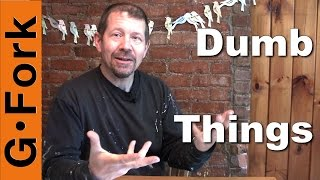 That Dumb Thing I Did... + Viewer Mail - Gardenfork.tv