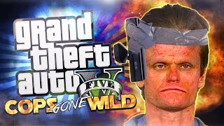 GTA 5 COPS: REDNECK WITH WORLDS WORST MIC ARRESTED