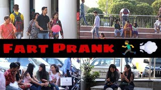 WET FART PRANK ON GIRLS!!! (Part -2) | Prank In India | PST