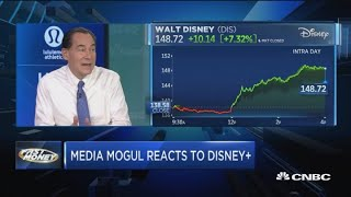 Former TiVo CEO reacts to Disney+ numbers