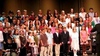 Play Me That Country Music - Parkside 5th Grade Choir