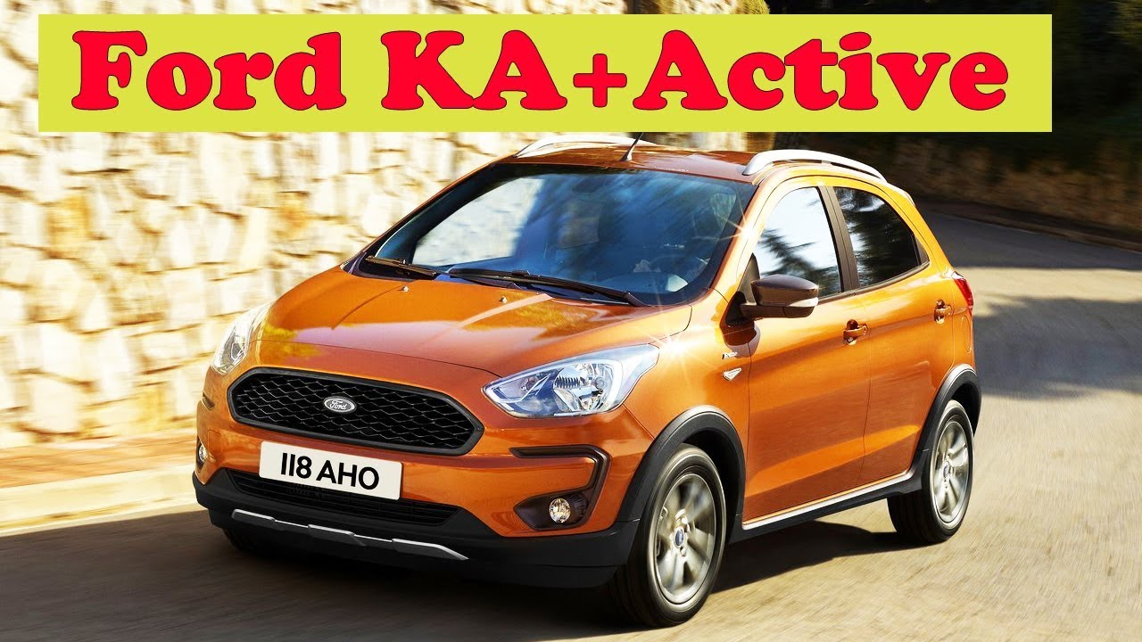 ford ka plus active 2019 the first time also deliver a choice of petrol and diesel. Black Bedroom Furniture Sets. Home Design Ideas