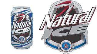Natural Ice 5.9% ABV - SwillinGrog Beer Review